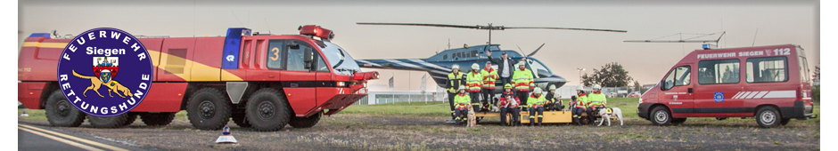 Rettungshundestaffel der Feuerwehr Siegen